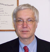 This is an old picture of Dr. Hain